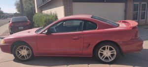 1998 Red Mustang GT for Sale in Guadalupe, AZ