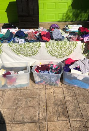 Lots of brand name kids clothes. Boy and girl, infant to 6x for Sale in Tempe, AZ