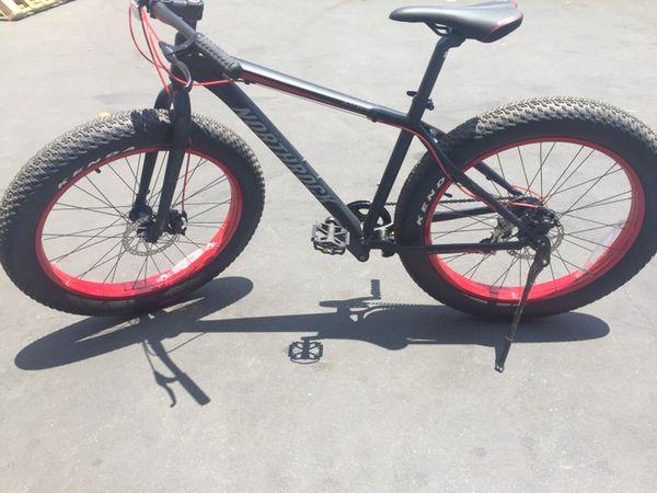 Northrock Xcoo Fat Tire Mountain Bike Amazon Retail 500 For Sale In