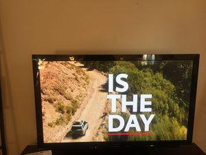 """Panasonic 42"""" Plasma HDTV for Sale in Imperial, PA"""