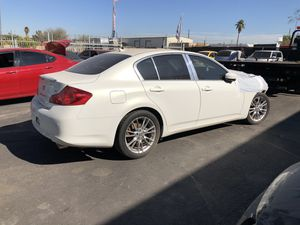 Parting out 2012 Infiniti G37 for Sale in Phoenix, AZ