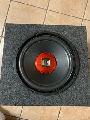 Dual sub for Sale in Romeoville, IL