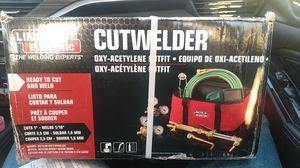 Cut welder Lincoln electric oxy acetalyne k kit for Sale in Hesperia, CA