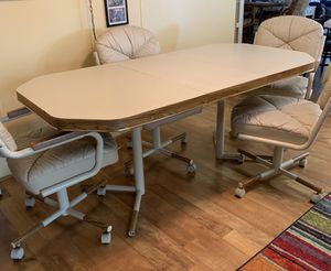 Dining table and chairs for Sale in Palm Bay, FL