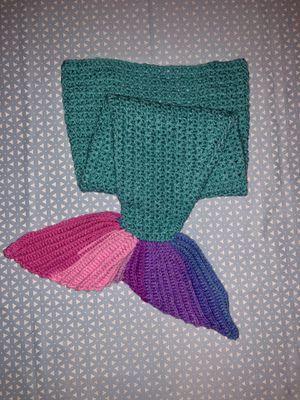 Mermaid Tail Blanket for Sale in La Puente, CA