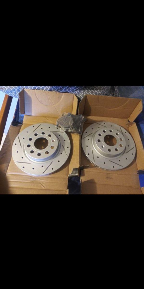 Vw mk6 rotors