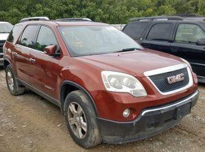 2008 GMC Acadia parts for Sale in Dallas, TX