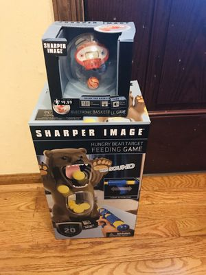 Sharper Image toys! Both brand new in the box! for Sale in Chesapeake, VA