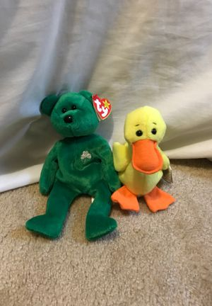 TY Beanie original baby for Sale in Marietta, GA