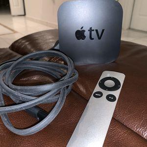 Apple TV ( NO USE) , perfect condition for Sale in Miami, FL