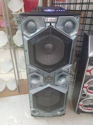 """Kareoke speaker Bluetooth ,15"""", for Sale in Dallas, TX"""