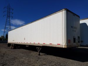 53FT DRY TRAILER IN GREAT CONDITION for Sale in Colton, CA