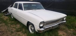 66 Chevy II extra Parts, (car not for sale) for Sale in Sun City, AZ