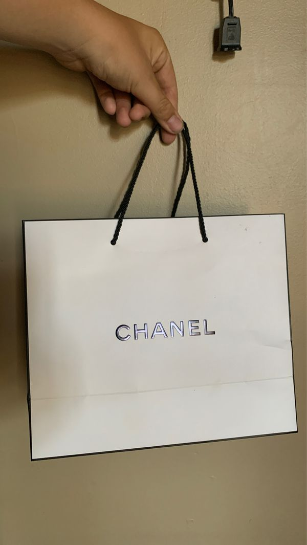 Chanel retail bag