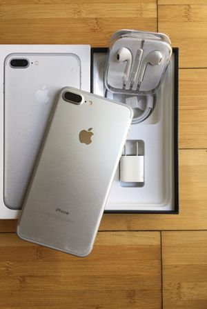 New Condition iPhone 7 Plus Factory Unlocked for Sale in Sunny Isles Beach, FL