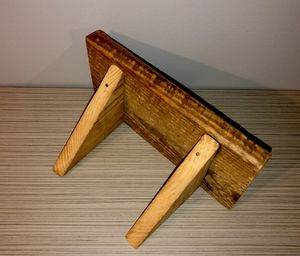 Small Reclaimed Barn Wood Shelf for Sale in Lillington, NC