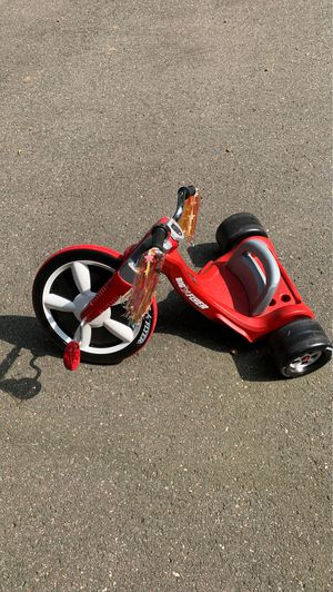 "Radio Flyer 16"" Big Wheel for Sale in Vernon, CT"