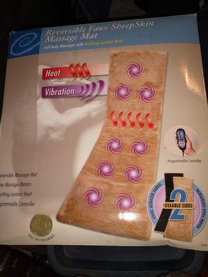 Reversible flex sheet skin massage mattress for Sale in Riverside, CA