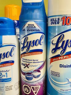Lysol Trio Sampler for Sale in Selma,  AL