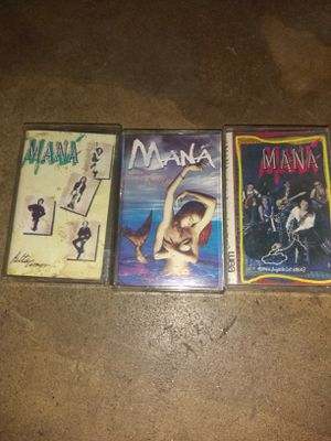 Mana cassettes for Sale in Fontana, CA