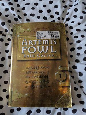 Artemis Fowl for Sale in Roanoke, VA