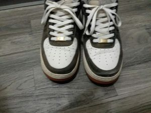 Af1 nike limited jean edition great condition for Sale in Las Vegas, NV