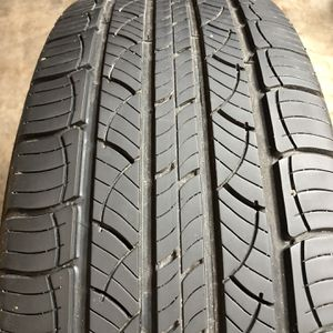 Set of 4 Used 245/60R18 Michelin Latitude Tour HP 80% Life for Sale in Oak Park, IL