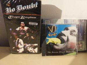 sealed no doubt vhs tape and cd for Sale in Los Angeles, CA