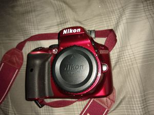 Nikon D3400 with 2 lenses for Sale in Bloomfield, CT