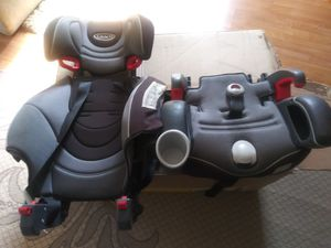 Graco Car and Booster seat for Sale in McDonough, GA