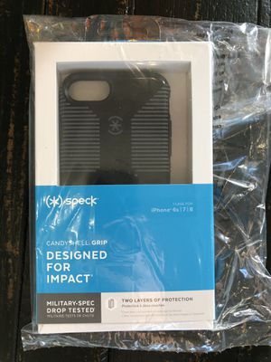 Speck brand candyshell grip iPhone case for Sale in Olympia, WA