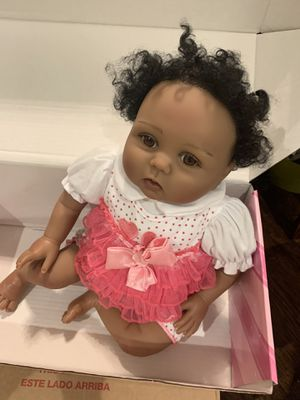 "Reborn 22"" baby doll for Sale in Plano, TX"