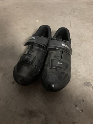 9.5 Shimano Trek Cycling Shoes for Sale in Albuquerque, NM