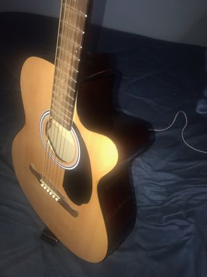 Fender acoustic electric guitar for Sale in Ceres, CA