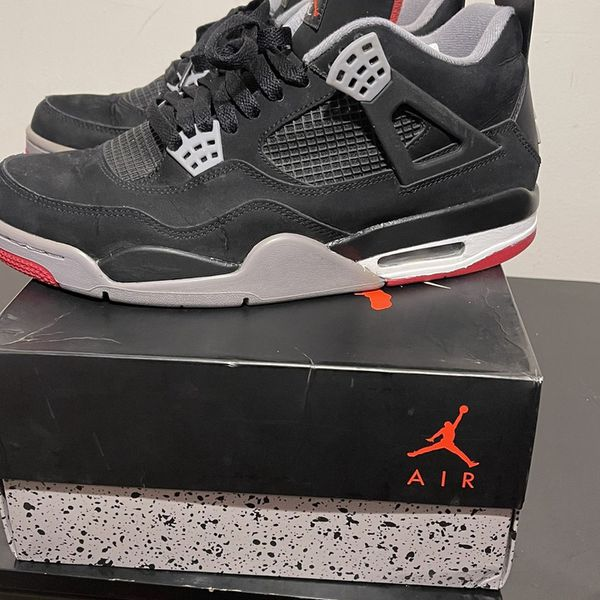 Bred 4s Size 11 2012