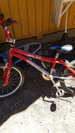 20 inches bmx bike for Sale in Pinedale, AZ