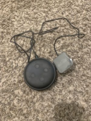 Amazon Echo Dot Generation 3 Alexa *GOOD CONDITION* for Sale in Aurora, IL