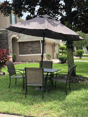 Patio Furniture (5-piece) for Sale in Orlando, FL