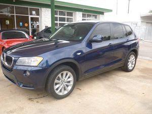 2013 BMW X3 for Sale in Houston, TX