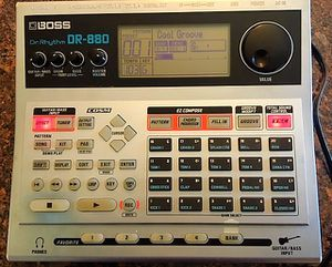 Boss Dr. Rhythm DR-880 drum machine for Sale in Salem, NH