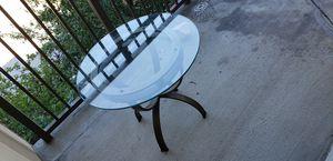Small glass table for Sale in Atlanta, GA