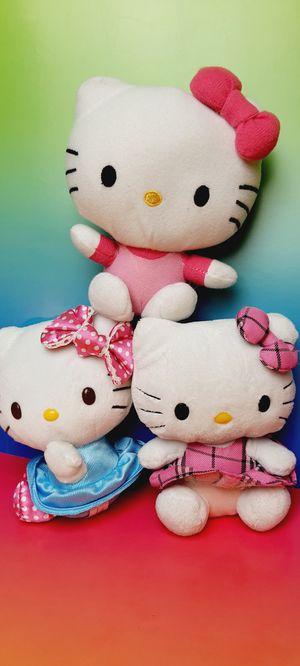 Hello Kitty 6 Inch Plush Toys for Sale in Santa Ana, CA