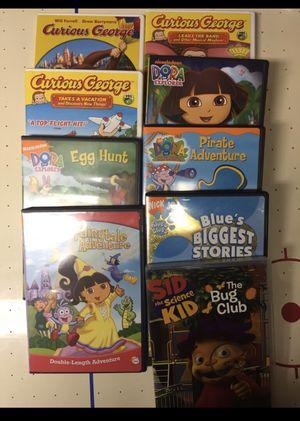 Kids DVD's for Sale in Jackson Township, NJ