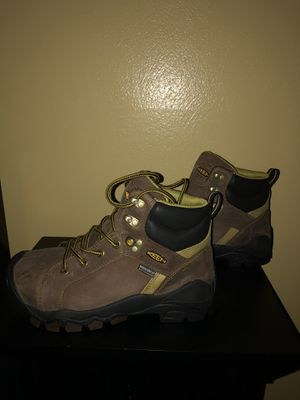 Womens New Keen Salem Steel Toe Boots Sz 6 for Sale in St. Louis, MO