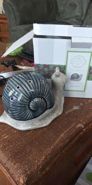 Garden Snail Scentsy Warmer for Sale in Gulfport, FL