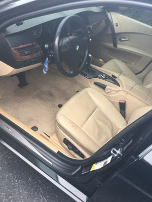 2007 BMW 5 Series for Sale in NO BRENTWOOD, MD