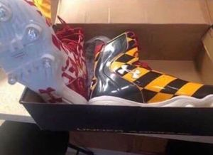 University Of Maryland Team Cleats for Sale in Berwyn Heights, MD