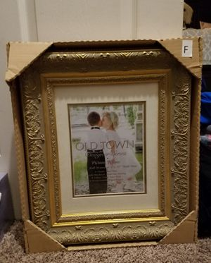 8x10 New picture frame for Sale in Tulare, CA