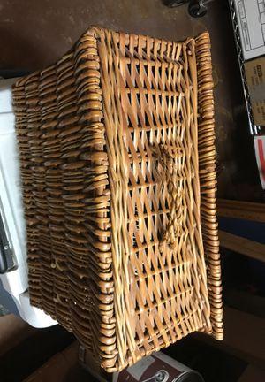 Vintage Picnic Basket for Sale in McLean, VA