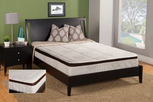 **** Cal King Euro Luxury Mattress with Adjustable base*** for Sale in San Diego, CA